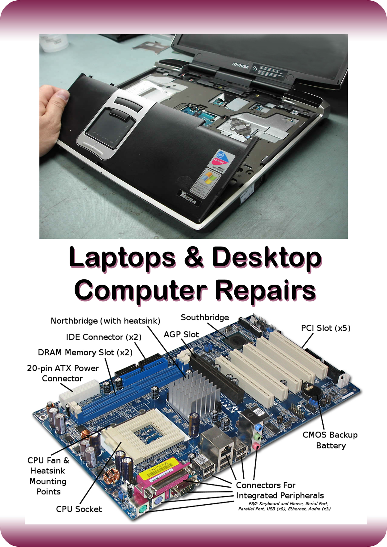 Galway Cartridge Computer Amp Laptop Repair In Galway